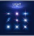 light effects pack 2 vector image