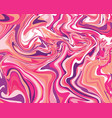 seamless abstract marble pattern vector image vector image