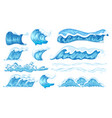 set of different wave vector image
