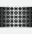 metallic pattern vector image