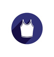 Singlet icon isolated vector image