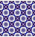 malaysia pattern vector image