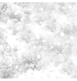 Fresh snow texture with star background