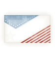 Stars and Stripes background vector image