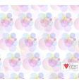 colorful modern pattern vector image