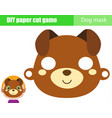 diy children educational creative game make an vector image