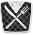 Libra spoon fork 04 vector image vector image