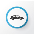sports automobile icon symbol premium quality