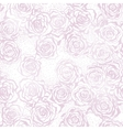Seamless Roses Pattern EPS 10 vector image