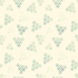 Geometric pattern of hexagon triangle vector image vector image