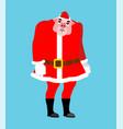 sad santa pig emoji sorrowful santa piggy vector image vector image