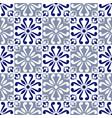 tile pattern seamless design vector image vector image
