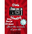 Photography color banner vector image vector image