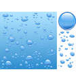 Wet surface vector image vector image