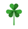 Saint patricks clover icon vector image vector image