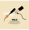 Weld vector image