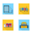 machine equipment spinning and other web icon vector image vector image