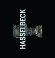 matt hasselbeck draft day pick text background vector image vector image