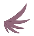 Bird wing icon cartoon style vector image vector image
