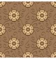 Cream pattern vector image