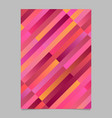 gradient abstract geometrical trendy stripe vector image vector image