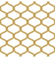 Rope Net Seamless Pattern vector image vector image