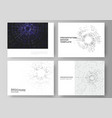 the minimalistic abstract layout of the vector image vector image