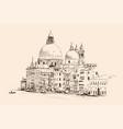 an old european city vector image vector image