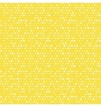 Light yellow and white dotted seamless vector image