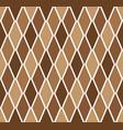snake skin animal print argyle pattern background vector image
