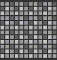 modern mosaic background seamless pattern vector image vector image