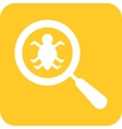 Find Bugs vector image