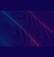 dark graphic background geometrical abstraction vector image