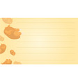 greeting card of thanksgiving style collection vector image vector image