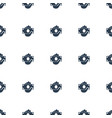 money in hand icon pattern seamless white vector image vector image