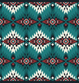 native southwest american indian aztec navajo vector image