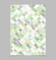 gradient modern geometrical diagonal square vector image vector image
