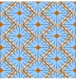 romb geometric background pattern vector image