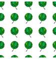 tree hand drawn patterns-11 vector image vector image