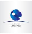 Logo sphera 002 vector image vector image