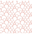 Seamless pattern with abstract stylized hand drawn vector image vector image