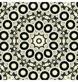 Symmetrical Seamless Pattern vector image vector image