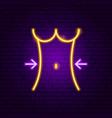 body diet neon sign vector image vector image