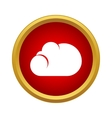 Cloud Icon simple style vector image