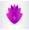 Abstrackt Flower vector image vector image