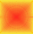 abstract sunburst background with sun rays vector image