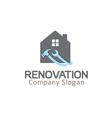 Renovation Design vector image vector image