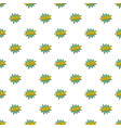 comic boom cool pattern seamless vector image vector image