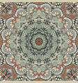 mandala pattern design vector image
