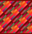 seamless gradient geometrical rectangle pattern vector image vector image